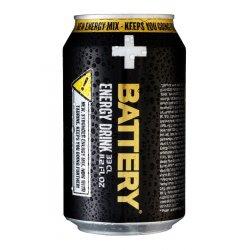 Battery 0,33 Liter