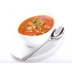 Goulash Suppe Knorr