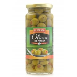 Eldorado Oliven med Paprika