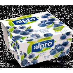 Soyayoghurt Blåbær Alpro