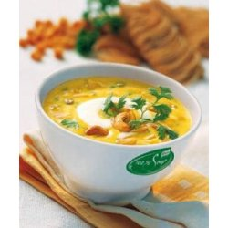 Indian Curry Suppe Knorr