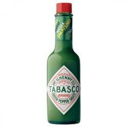 Tabasco Grønn Jalapeno