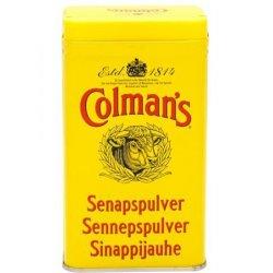 Sennepspulver Colman