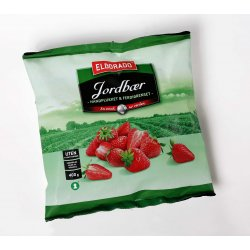 Jordbær Frossen Eldorado