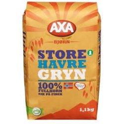 Havregryn Store Axa