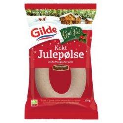 Julepølse Kokt Gilde