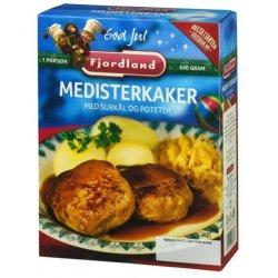 Medisterkaker m/Surkål Fjordland