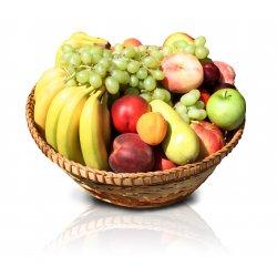 Fruktkurv bare Bananer 6kg