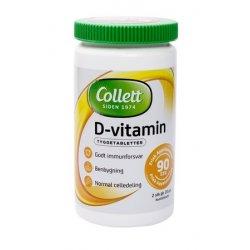 D - Vitaminer