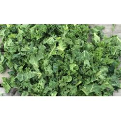 Grønnkål kuttet