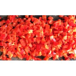 Rød Paprika Terning