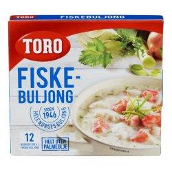 Fiskebuljong Toro