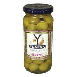 Oliven Grønn Hvitløk