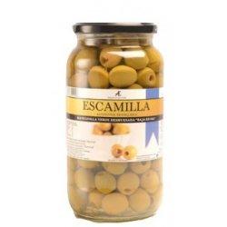 Oliven Grønn m/Paprika Escamilla