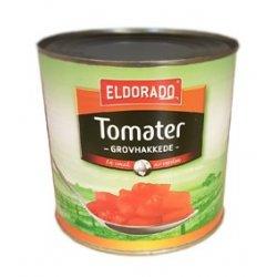 Edorado Tomater Grovhakkede