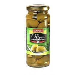 Eldorado Oliven grønn u/sten