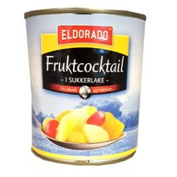 Fruktcocktail Eldorado