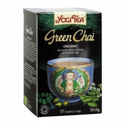 Yogite Grønn Te Chai