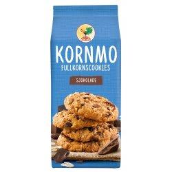 Kornmo Fullkorn&Sjokolade Kjeks