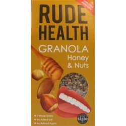 Rude Health Granola Honey&Nuts