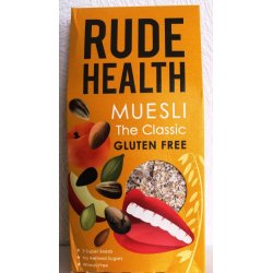 Rude Health Musli Coconut&Seed Glutenfri