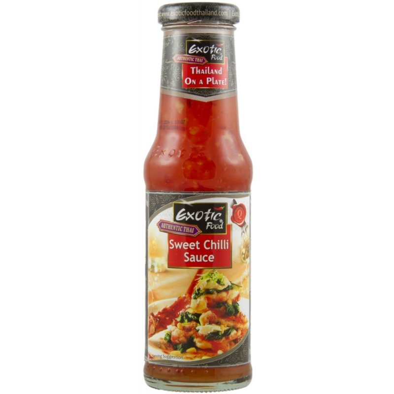 Sweet Chilli Sauce Exotic Food