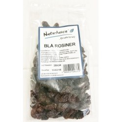 Blå Rosiner fra Lunsj.no