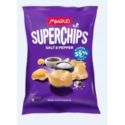 Maarud Superchips Salt&Pepper