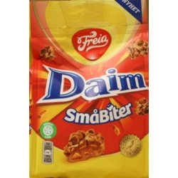 Freia Daim Småbiter