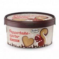 Pepperkakehjerter m/Sjokolade