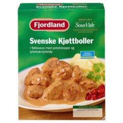 Fjordland Svenske Kjøttboller