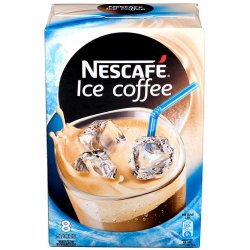 Ice Coffee Nescafe