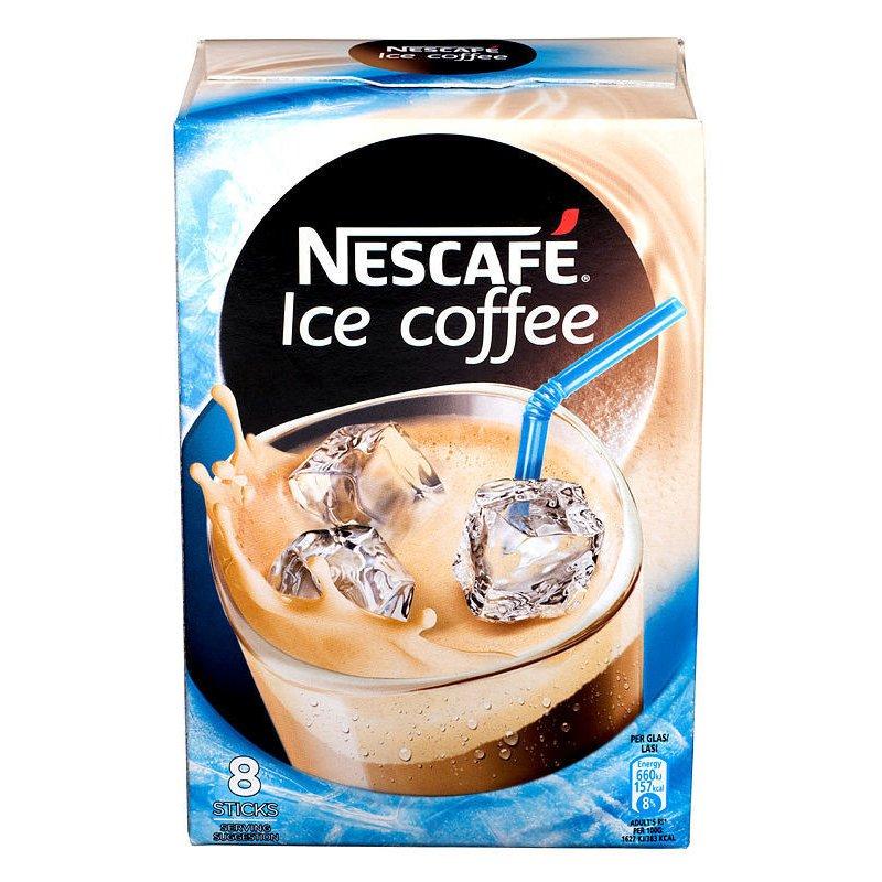 Ice Coffee Nescafe