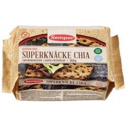 Superknacke Chia Glutenfri Semper