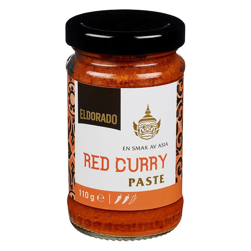 Red Curry Paste Eldorado