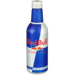 Red Bull Aluflaske