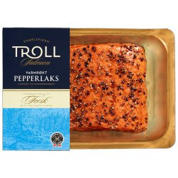 Varmrøkt Pepperlaks Troll