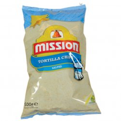 Tortilla Chips Original Mission