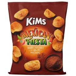 Potetchips Mexican Fiesta Sætre/Kims