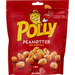 Peanøtter Polly