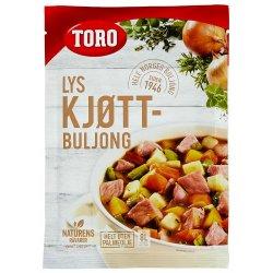 Buljong Pulver Lys Toro