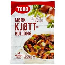 Buljong Pulver Mørk Toro