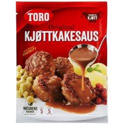 Kjøttkakesaus Pose Toro