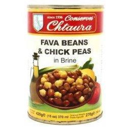 Chtaura Fava Bean w/Chick Peas