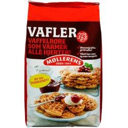 Vaffelmiks 1kg Møllerens (ca. 30 vafler)