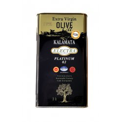 Kalamata Extra Virgin Olive Oil Platinum