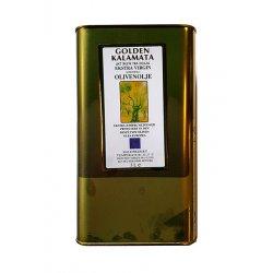 Golden Kalamata Ekstra Virgin Oliven Olje