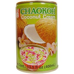 Coconut Cream Chaokoh