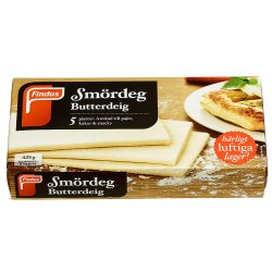 Butterdeig Findus