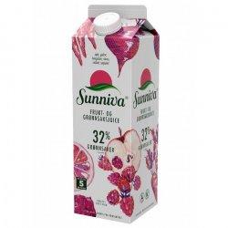 Sunniva Supri Eple Bringebær Grønnsaksjuice